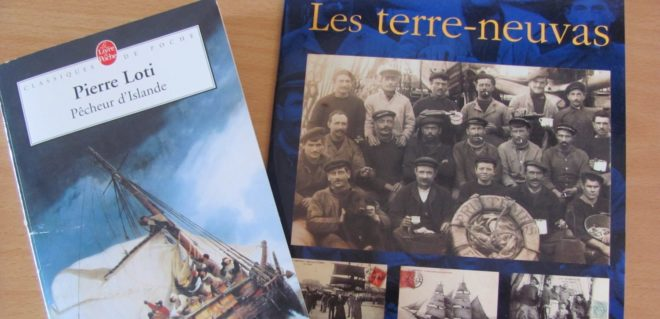 """Les """"Terre-Neuvas"""" A Bilingual Story About French Cod Fishing"""