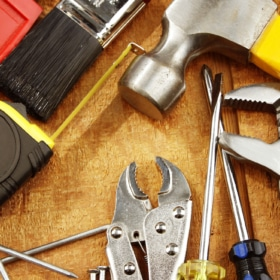 French Tools and House Repairs Vocabulary