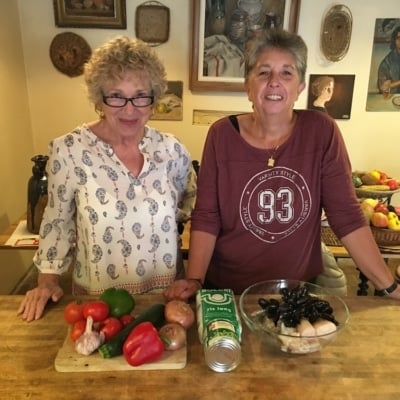french immersion foodie option