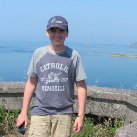Fifteen-Year-Old Jack Goes to Brittany