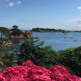 Photo Tour of Bréhat in Brittany