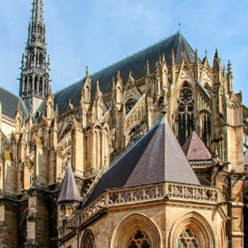 A French Gothic Cathedral: Amiens