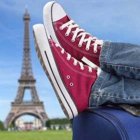 Chapitre 4 – Mary Arrive À Paris