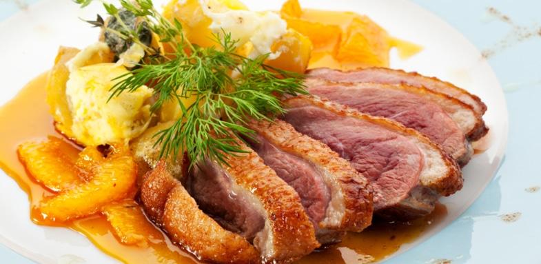 French Orange Duck Recipe