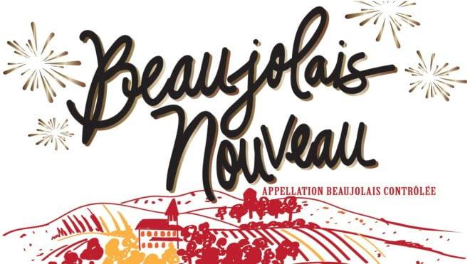 Beaujolais Nouveau French Wine