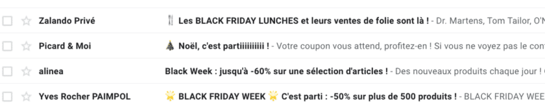 Black Friday In France Video