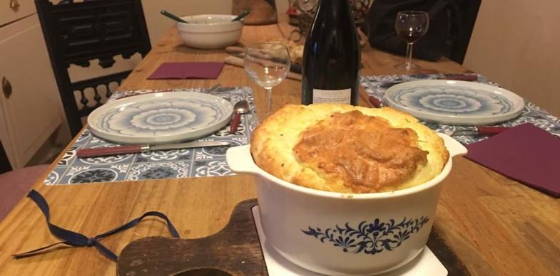 french soufflé recipe