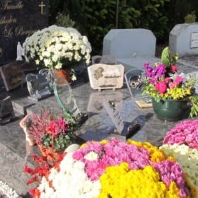 All Saints' Day – La Toussaint – French Story + Translation
