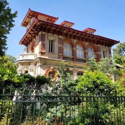 arcachon architecture learn french