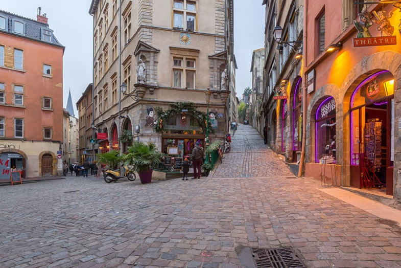 french immersion homestay lyon