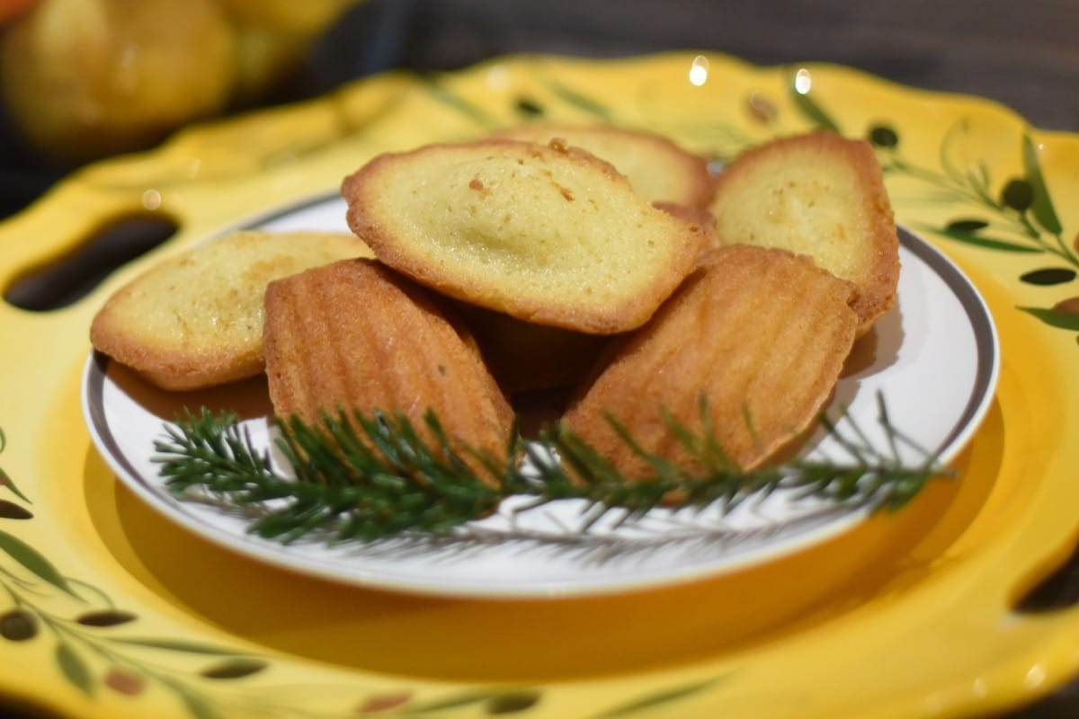 learn french madeleine recipe bilingual