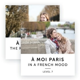 À Moi Paris – Advanced Level