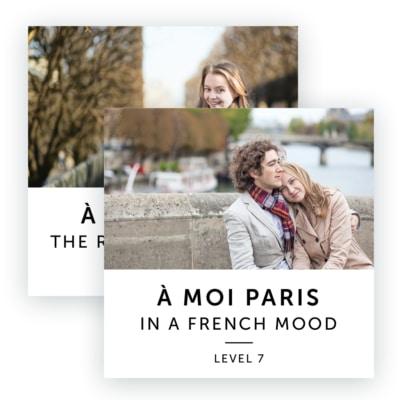Product image: A Moi Paris Advanced Level Bundle