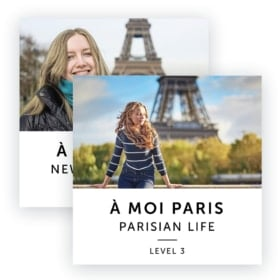 À Moi Paris – Intermediate Level