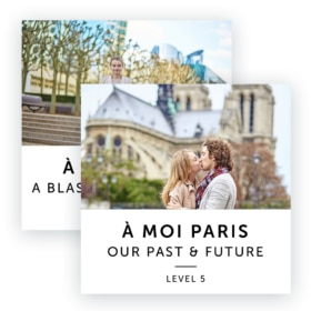 À Moi Paris – Upper Intermediate Level