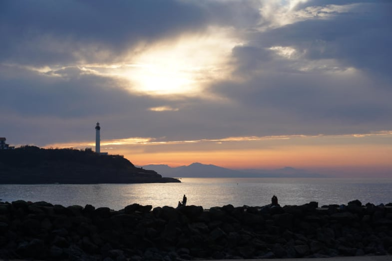 Anglet - learn french immerison pays basque