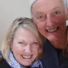 Diane & Paul immersion beaujolais french residential homestay teacher