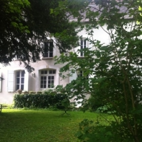 French immersion france loire garden 3