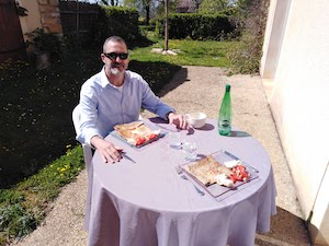 aaron learn french residential immersion france