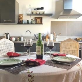 french immersion france avignon Cuisine