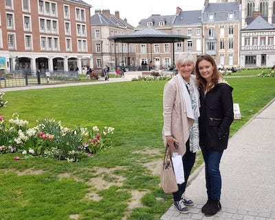 Linda french immersion homestay adult france somme