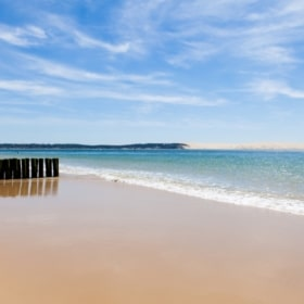 french immersion homestay teacher arcachon beach france