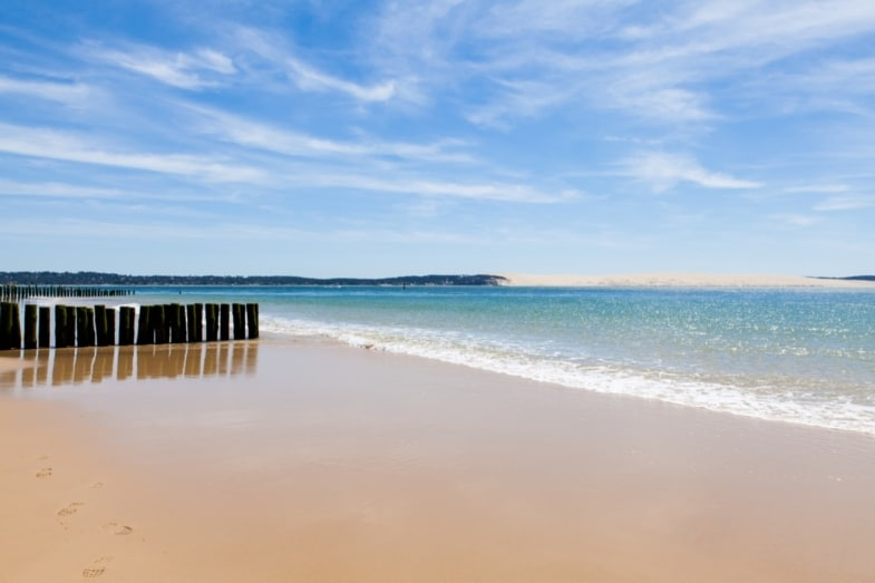 french immersion homestay teacher arcachon beach france