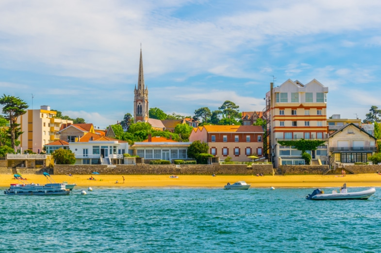 french immersion homestay teacher arcachon ocean france