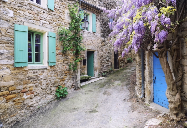 Village of Provence:- french immersion residential program teacher provence france