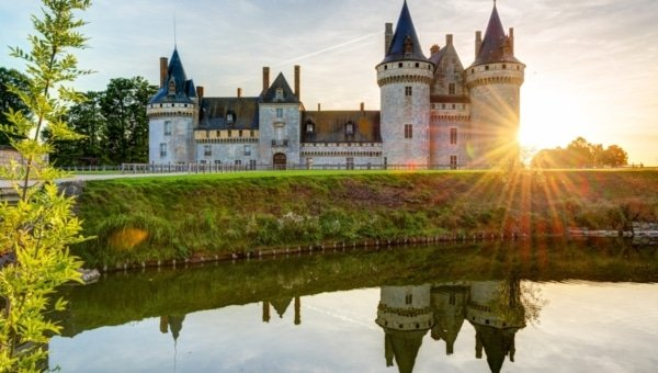 chateau de sully learn french immersion france