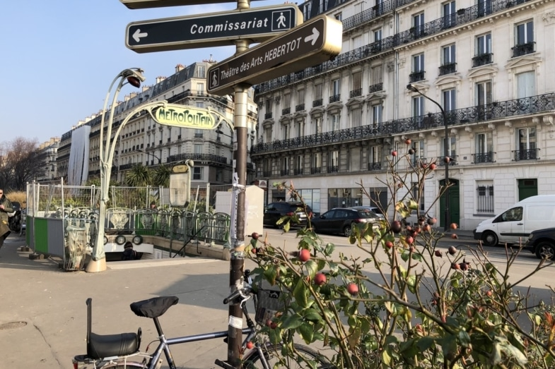 learn french immersion teacher house paris france