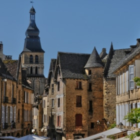 sarlat - learn french immersion homestay dordogne