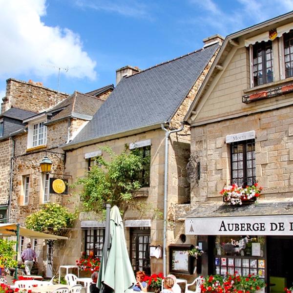 Background image: French Homestay In Bretagne