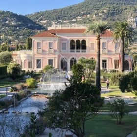 villa Rothchild learn french in immersion in nice