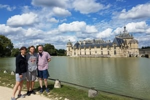 Brian french immersion homestay teacher france 1
