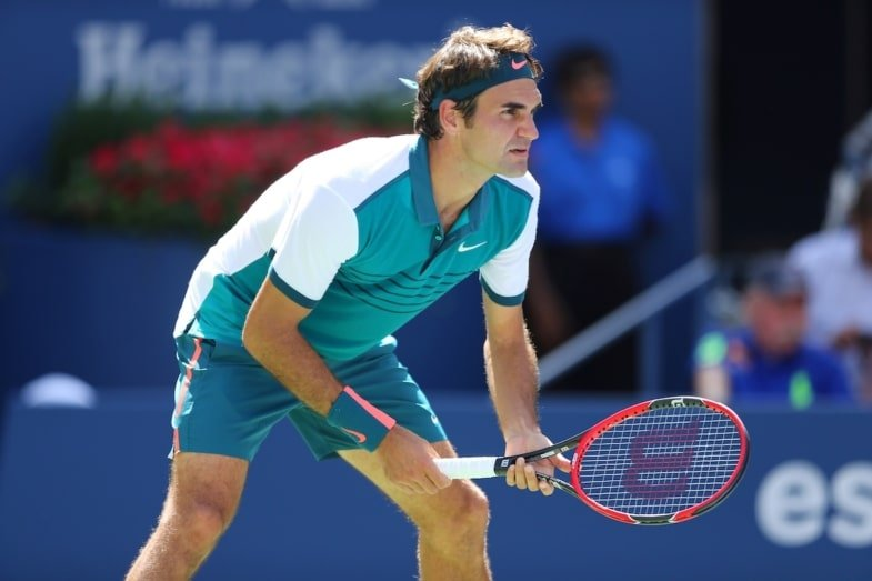 roger federer french tennis vocabulary and expressions