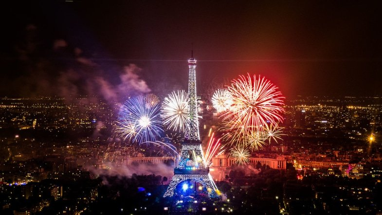 Image result for pictures for the new year in french""