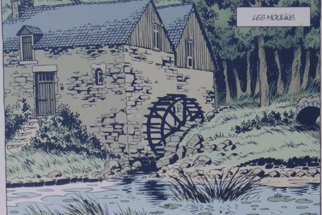 comic books french