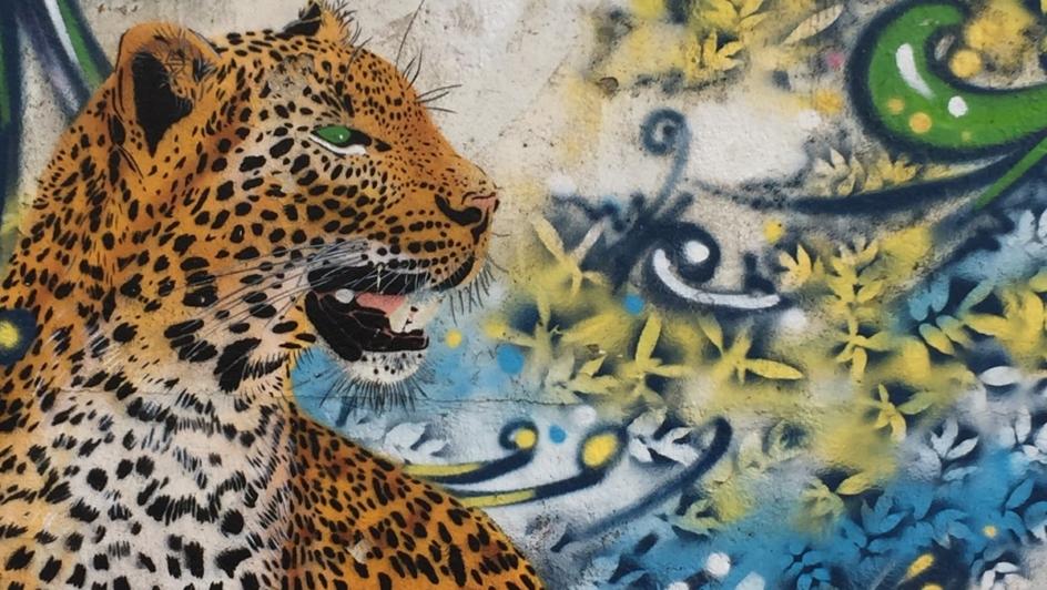 paris street art belleville