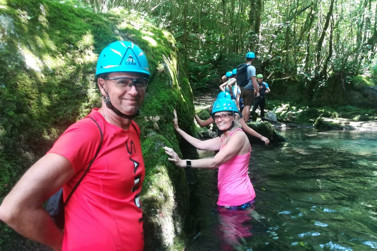 french vocabulary water-hiking
