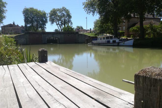 canal du midi bilingual french english practice 2