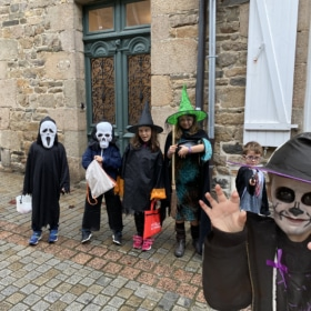 Halloween in France –  Vocabulary & Traditions +  Video