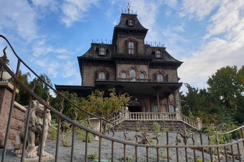 haunted house in France
