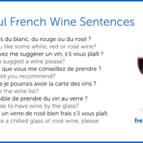 60 Useful French Wine Terms and Expressions