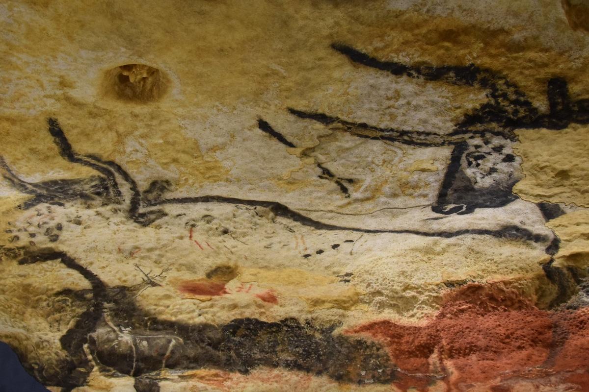 Lascaux painted cave