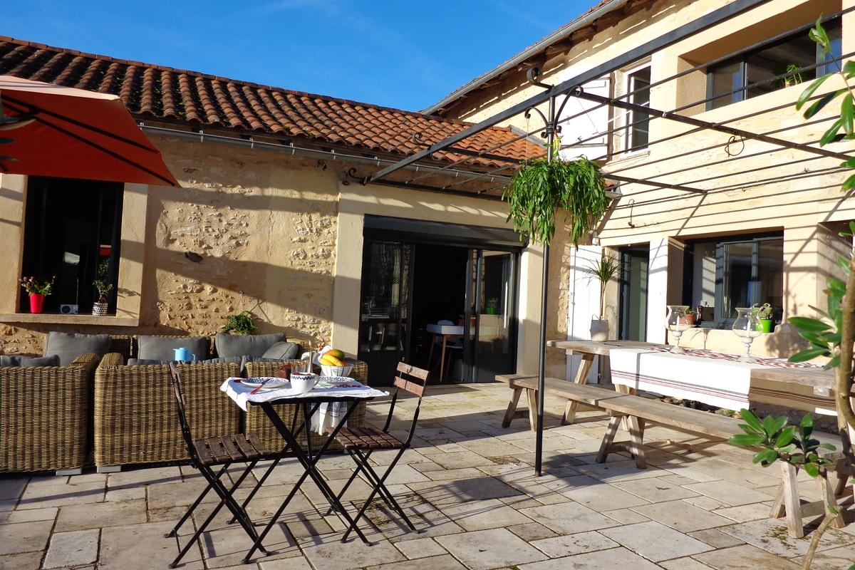 French teacher's house