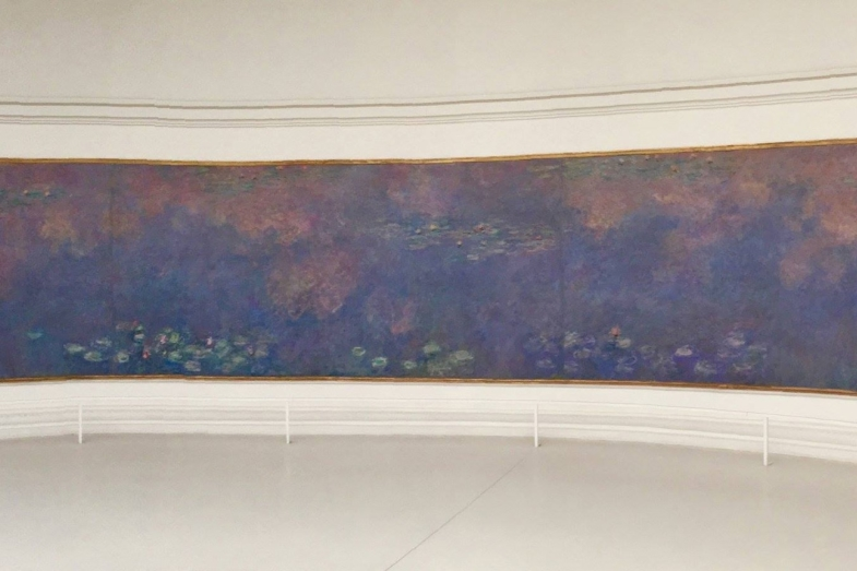 paris orangerie nympheas monet