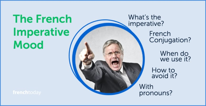 what is the imperative french