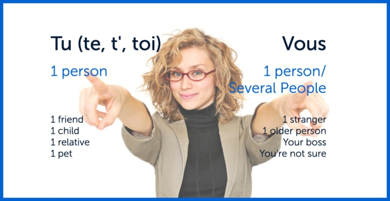 you in french free lesson