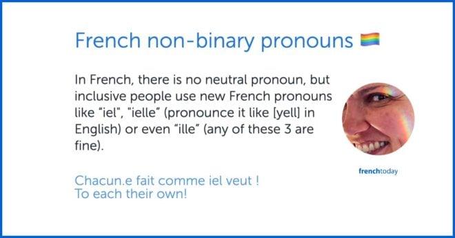 French neutral pronouns